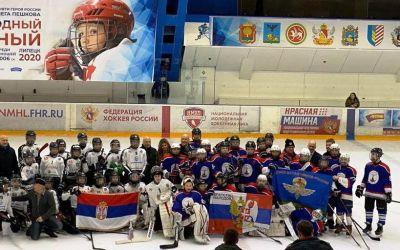 Partizan U14 pokupio simpatije na turniru u Rusiji