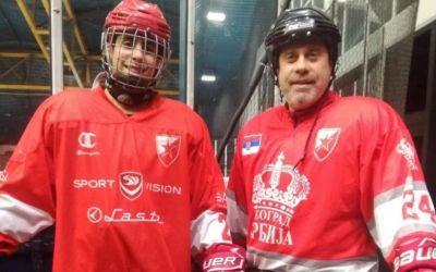 Saša Kravljanac: Čovek uvek sa ponosom može reći da je hokejaš