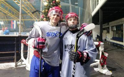 Aleksandar Danji i Igor Mitrović – hokej kao porodična tradicija