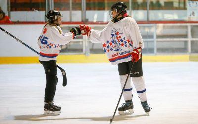 Hokejašice Srbije za vikend igraju prijateljske mečeve sa Bosnom i Hercegovinom