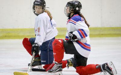 Podrška za razvoj ženskog hokeja u Srbiji