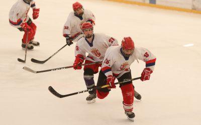 Preko 40 hokejaša na startu priprema U18 reprezentacije Srbije