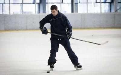 Stefan Ilić: Igraću dok osećam hokej