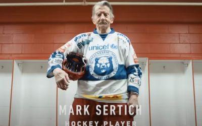 Najstariji hokejaš na svetu, Mark Sertich preminuo u 99 godini