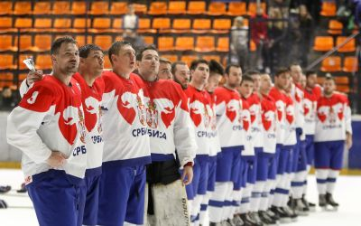 Poraz Srbije na startu Alrosa kupa