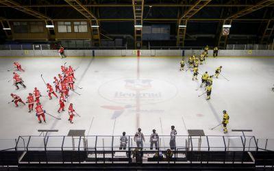 IHL U19: Drugi poraz juniora Zvezde